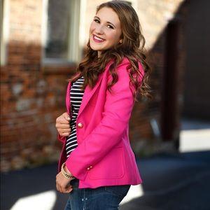 Beautiful and Professional Pink Blazer